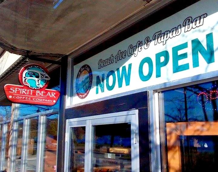 Beach Ave. Cafe & Tapas Bar