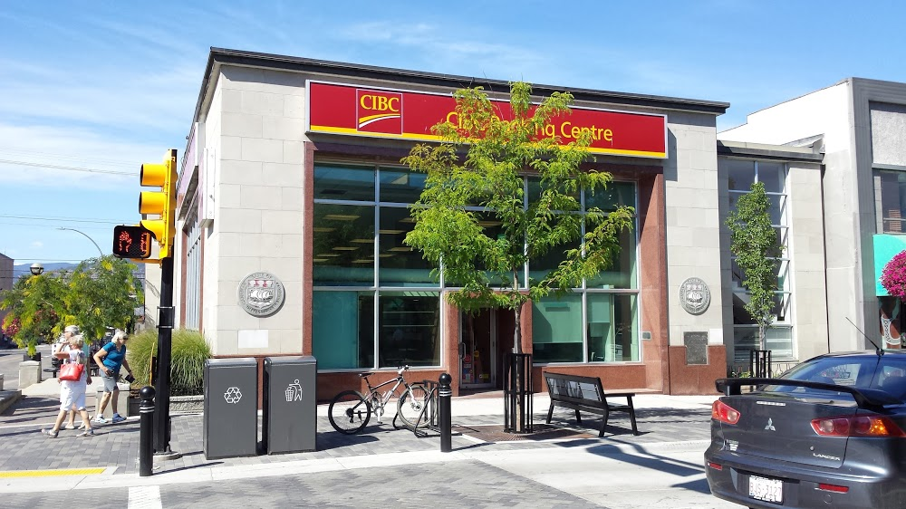 CIBC Branch with ATM